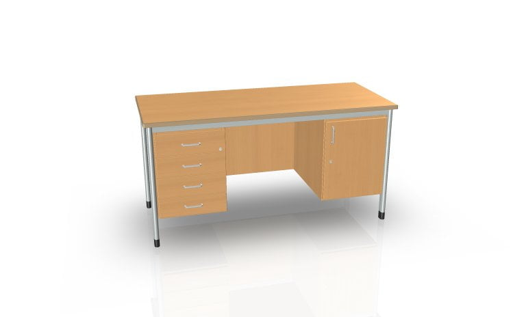 Quattro Teachers Desk Nortek Group