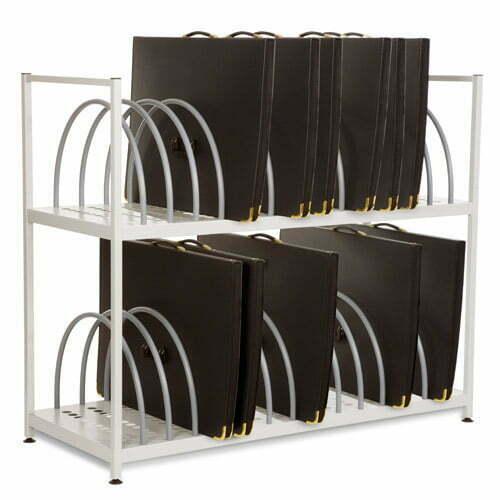 A1 Portfolio Storage Rack