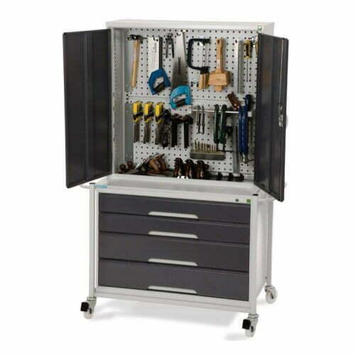 Mobile Tool Storage Unit Ttt2m Nortek Group