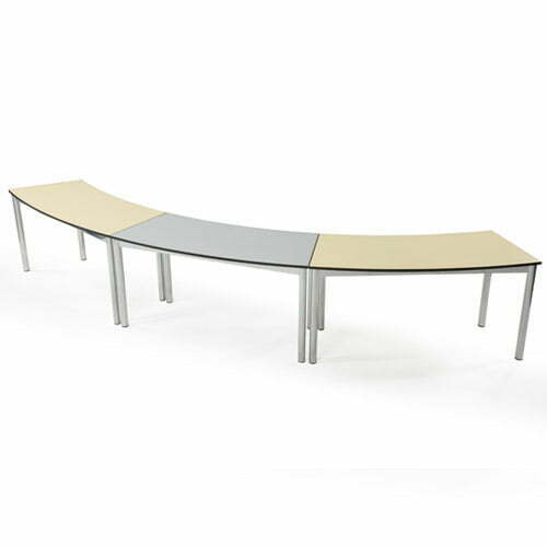Curved Table 2