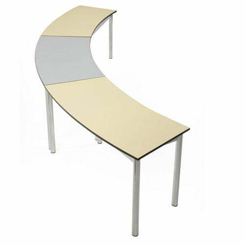 Curved Table 3