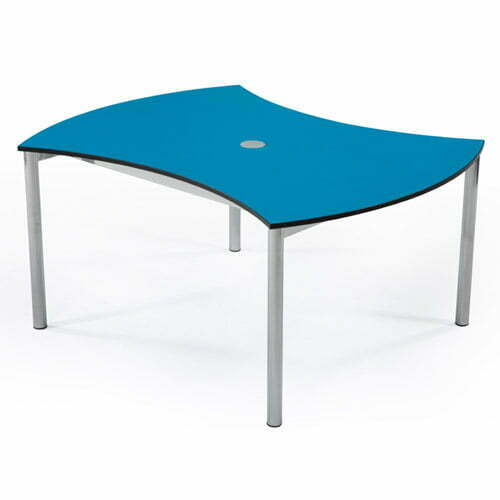 Double Curved Table 1