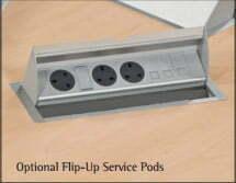 Flip Up Pod