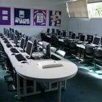 Half Round Table Classroom