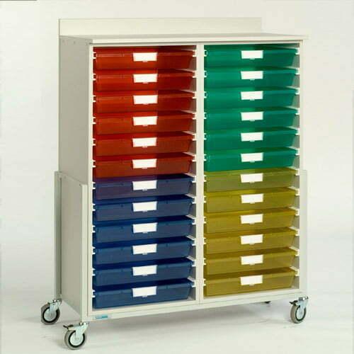 Tray Storage 3