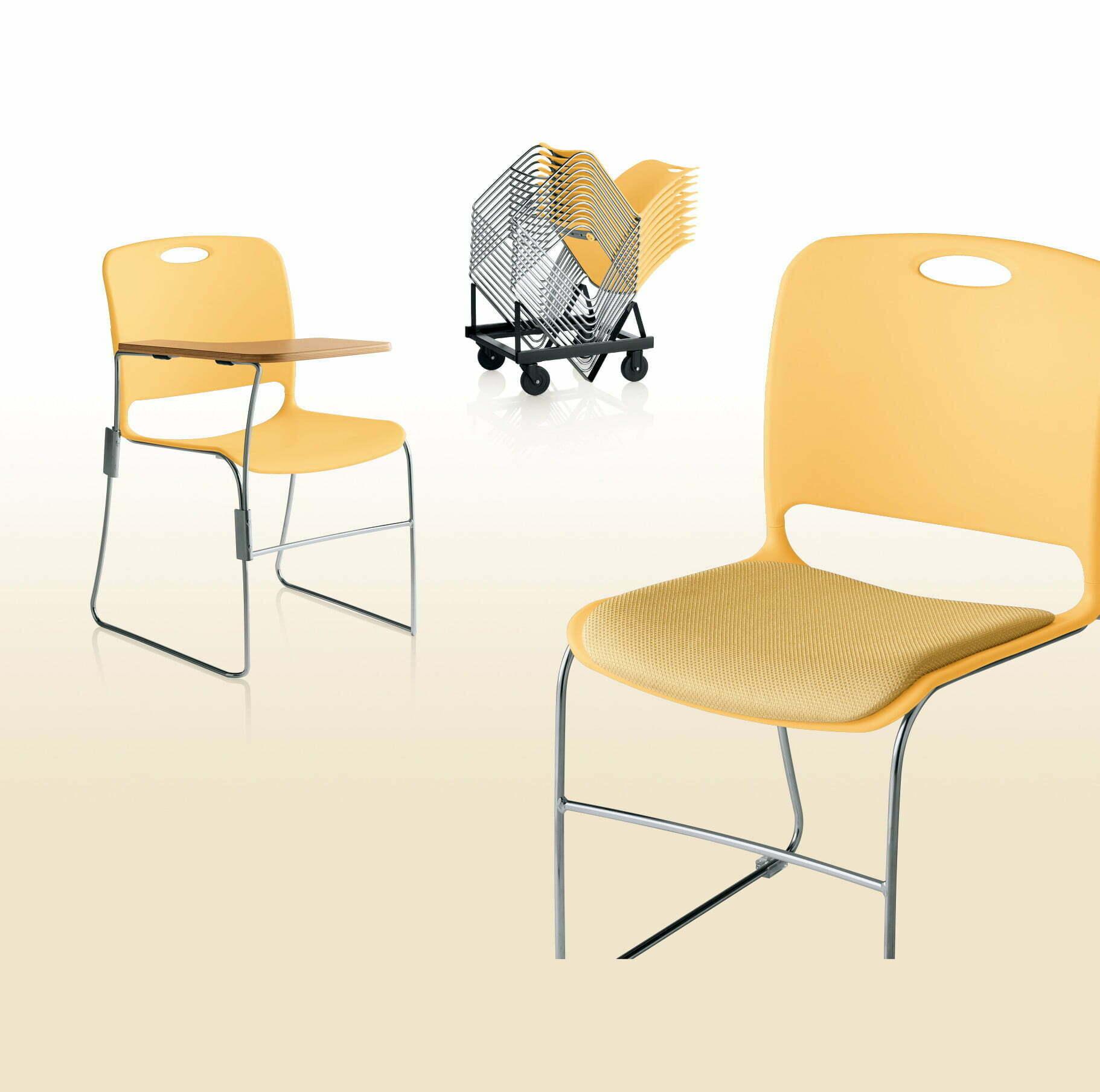maestro high density stacking chair nortek group